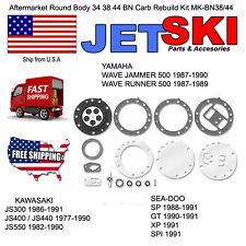 Mikuni BN Carb Carburetor Rebuild Repair Kit 87 88 89 Yamaha Wave Runner 500