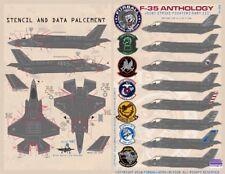 Furball AERO-Design 1/72 F-35 anthologie partie III # 72008