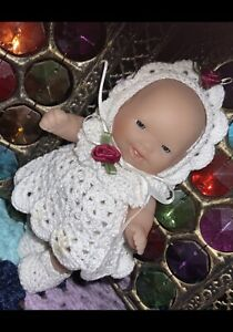 CUTEST & SMALLEST Berenguer Doll*Doll Gr8 4 Reborn Baby 5 Inch NEW OUT OF BOX