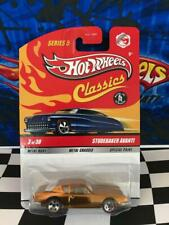 Hot Wheels Classics Series 5 #3 Studebaker Avanti Gold 5sp Redlines