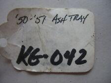 New NOS Car Ashtray 1950-1951 KG-042