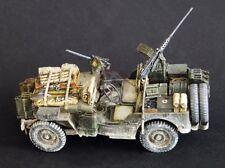 Resicast 1/35 Popski's Jeep Italy 1944-1945 WWII Conversion (for Tamiya) 351271