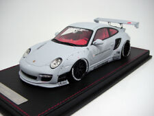 1/18 Track Collections Porsche 997 Turbo Wide Body Zero Fighter Miniwerks