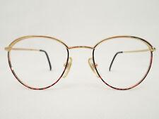 True Vintage Sunjet Carrera 5278 49□19 Brillenfassung Brille DAMEN Panto NEU