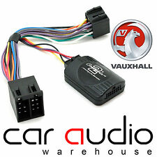 Vauxhall Corsa C 2000-2004 CLARION Car Stereo Steering Wheel Interface Stalk Kit