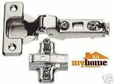 Cabinet Hardware Hinges Euro Hinge Half Overlay Clip On Hinge Self Closing