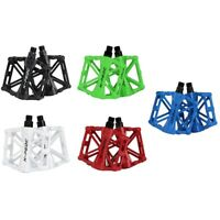 K-PEDC Bicycle Pedals Mountain Bike Pedals Die-Cast Loose-Bead Bearings Roa Z6M2