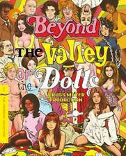 Beyond The Valley Of The Dolls New Blu-Ray
