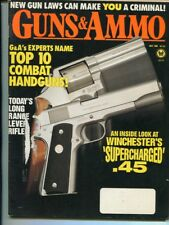 Guns & Ammo Magazine May 1989 -1