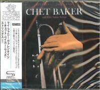 CHET BAKER-WITH FIFTY ITALIAN STRINGS -JAPAN SHM-CD Bonus Track C94