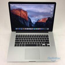 """Apple 2012 MacBook Pro Retina 15"""" 2.3GHz I7 480GB SSD 8GB MC975LL/A + B Grade"""