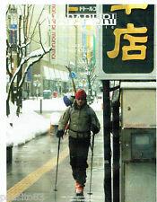 PUBLICITE ADVERTISING 026  2005  Napapijiri anorak  Fabio Pasini au Japon