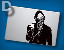 Doctor Who Ood Macbook decal / Vinyl Laptop sticker / Dr who ood tattoo