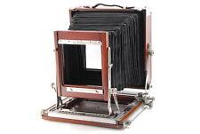 "[AB Exc+]Deardorff 8x10 View Series ""Chicago"" Wood Large Format Film Camera 6544"