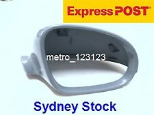 RIGHT DRIVER SIDE SKODA SUPERB 2002-2008 MIRROR COVER HOUSING PRIMED COLOR