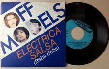 """OFF MODELS / ELECTRICA SALSA (Baba Baba) - 7"""" (Italy 1987)"""