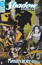 SHADOW STRIKES # 24 DC COMICS EN VO INEDIT EN FRANCE !!!!!!!!!!!