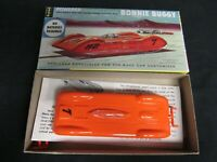 Vintage 1961 Hawk Bonnie Buggy Bonneville Racer Built Kit in Original Box L014
