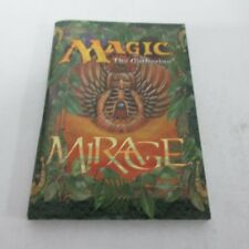 MTG Magic the Gathering Mirage Rules Book