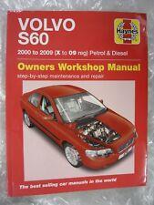 Volvo S60 Petrol and Diesel Owner's Workshop Repair Manual: 00-09 (Paperback)