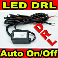 LED DRL Relay Harness Unit Daytime Running Light Automatic On/Off Switch kit C15