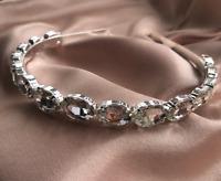 Womens Girls Beaded Gems Fashion Headband Asst UK