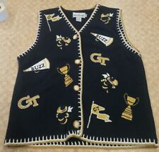 Castles Sport Georgia Tech XL Sweater vest