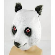 Panda Bear Overhead Mask Zoo Fancy Dress