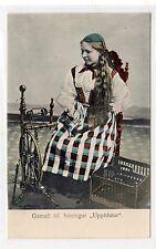 "GAMALL ISL BUNINGUR ""UPPHLUTUR"": Iceland postcard (C27966)"