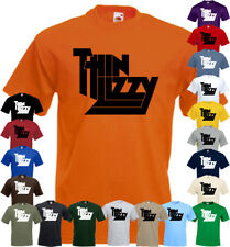 Thin Lizzy - poster 7 T-shirt hard rock all colors all sizes S-5XL
