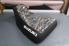 Suzuki King Quad LTF300 1987-98 Camo Top Logo Seat Cover #nw2875mik2874