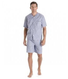 NWOT Brooks Brothers Men's Short Sleeve Pajama Set, Wrinkle Resistant, Size XL