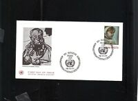 FIRST DAY ISSUE 1971 GENEVA SWISS ART RUTSCH  PABLO PICASSO UNITED NATION FDC