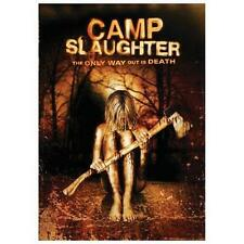 Camp Slaughter (DVD, 2006) RARE, OOP!! Horror/slasher!!