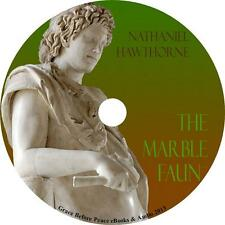 Marble Faun, Nathaniel Hawthorne Audiobook unabridged Fiction English 1 MP3 CD