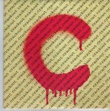 (DE383) Crackout, Out Of Our Minds - 2003 DJ CD