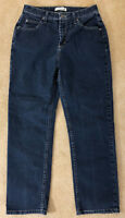 Riders Relaxed Petite Women's Blue Jeans Size 8P Great Condition
