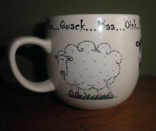 Price & Kensington Home Farm Stoneware Ceramic Cup Mug Very Good Condition