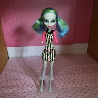 MONSTER HIGH SKULTIMATE ROLLER MAZE GHOULIA YELPS DOLL