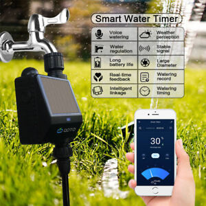 Automatic water irrigation control system new 2021 works with google ane alexa