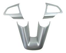 ALU Lenkrad Abdeckung Blenden Clip im 3tlg für Ford Focus 3 III MK3 / Kuga II 2