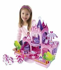 Melissa & Doug 3-D Puzzle Pink Palace #9462 NEW