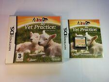 Il mio Veterinario pratica: nel PAESE-Nintendo DS-CAMPAGNA 2 DS 3 DS DSi