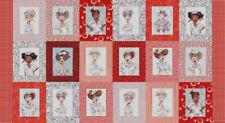 Loralie Nurse RN Medical Cotton Fabric Loralie Harris Nifty Nurses 24