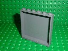 LEGO Panel 1x6x5 Dkstone Réf.59349 Set 7633/7744/4981/7992/6253/5378....