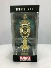 2016 - Funko / Marvel Collector Corps - Spider-Man Founder Gold Statue Rare OOP