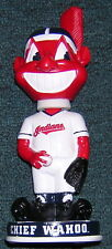 Cleveland Indians Chief Wahoo Bobblehead Tribe