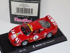1/43 Detail Cars Ferrari F40 1991 Racing G.C. Art 143