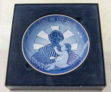 Royal Copenhagen Centennial Plate 2008 - Madonna with child 1908-2008 - NIB