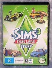 The SIMS3 Fast Lane Stuff (PC DVD-ROM/MAC, 2010)